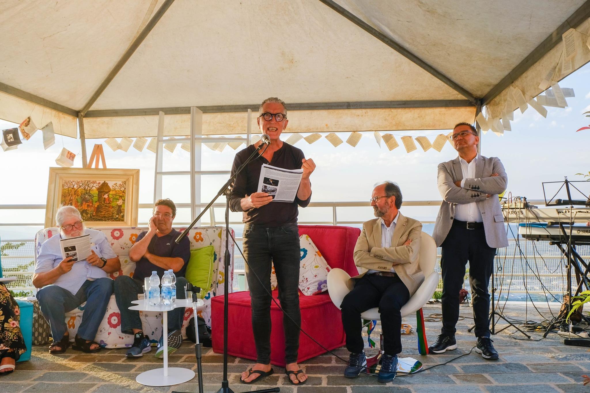 Castellalto risorge, tra autori, editori ed artisti